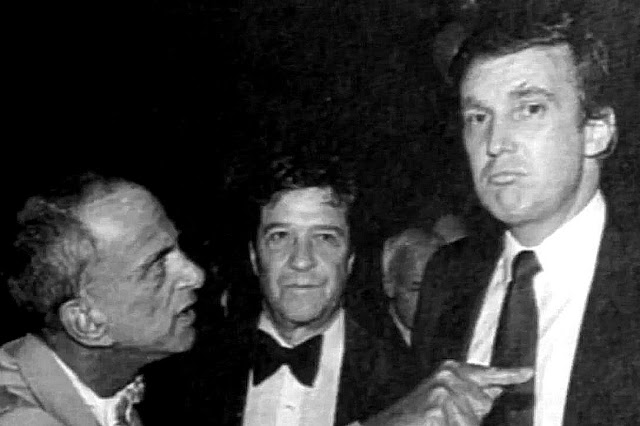 Image result for roy cohn and Mccarthy