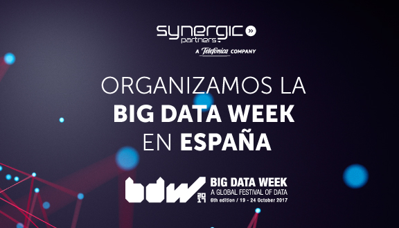 6ª edición Big Data Week España 2017