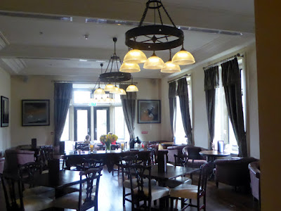 Our Ireland Adventure Day 12 - The Gallery Bar at the Lough Eske Castle Hotel