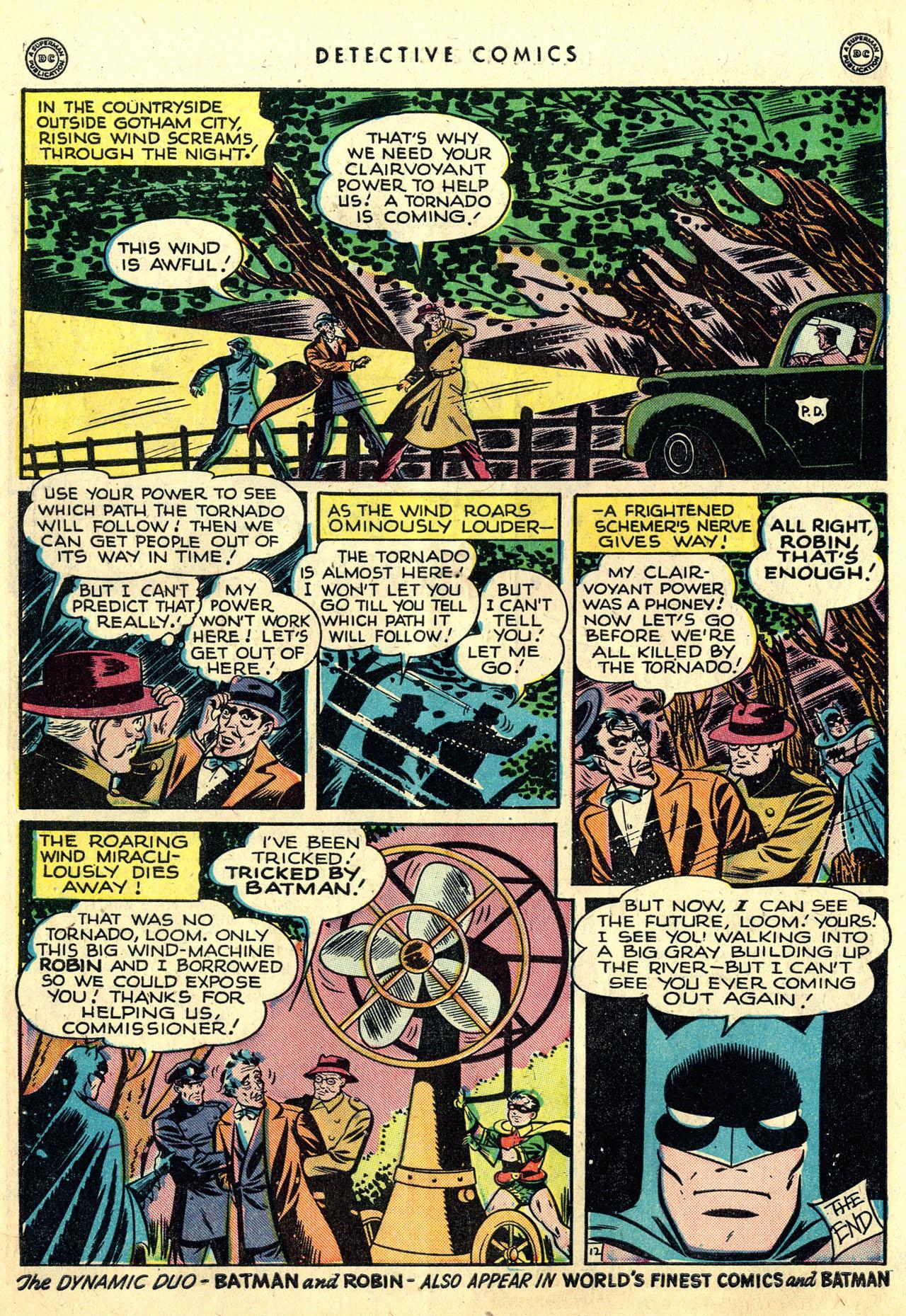 Read online Detective Comics (1937) comic -  Issue #133 - 14