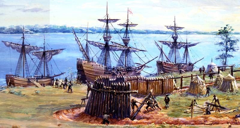 U.S. Timeline: 1607 - ...