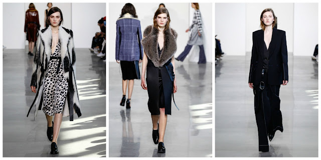 Calvin Klein New York Fashion Week 2016