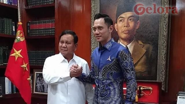 Prabowo-AHY Sepakat Perkuat Kekuatan Hadapi Kampanye Terbuka
