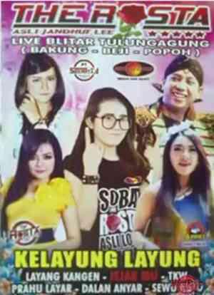 The Rosta terbaru live Blitar Tulungagung 2015 Full Album
