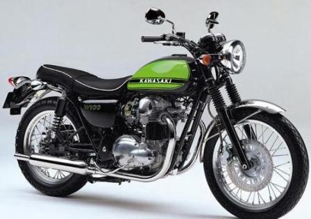 Kawasaki W Motorcycle Oil