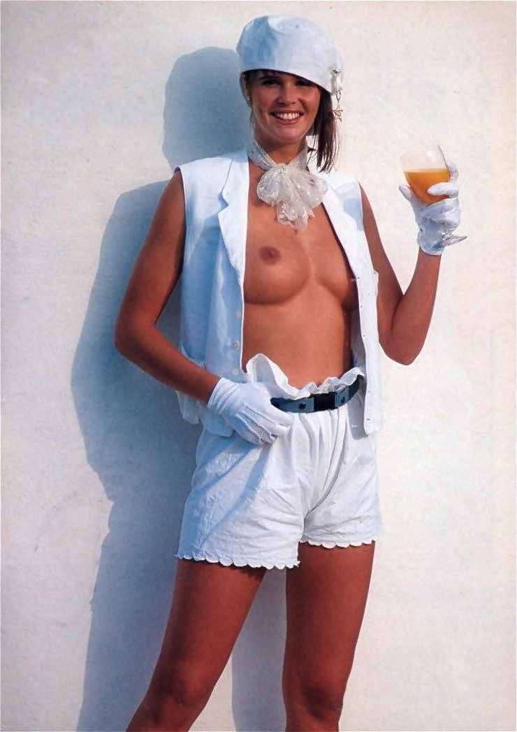 Celebrity Nude Century Elle Macpherson Supermodel-6648