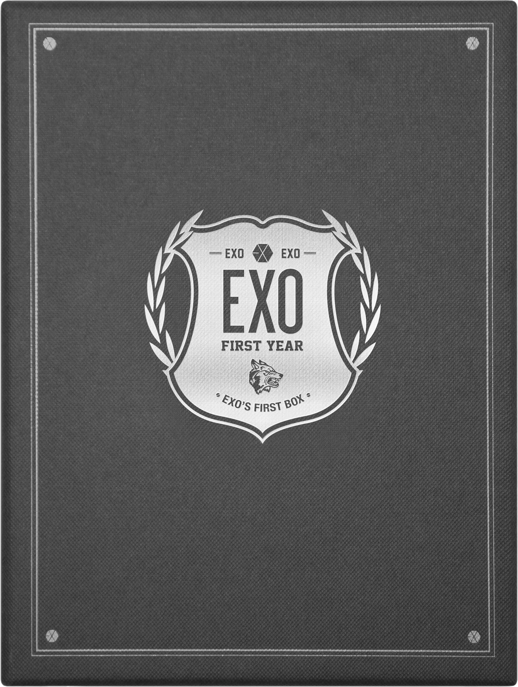 [DVD] EXO'S FIRST BOX