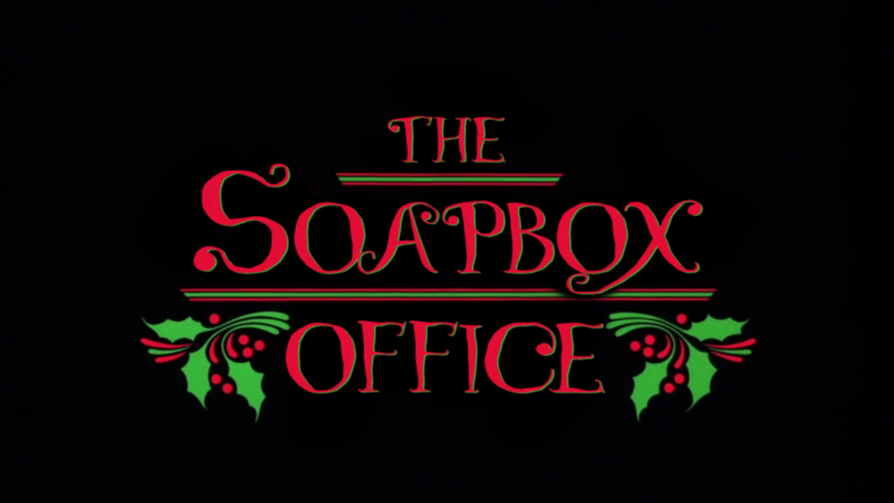 Episode 79 A Black Christmas Story The Soapbox Office Podcast