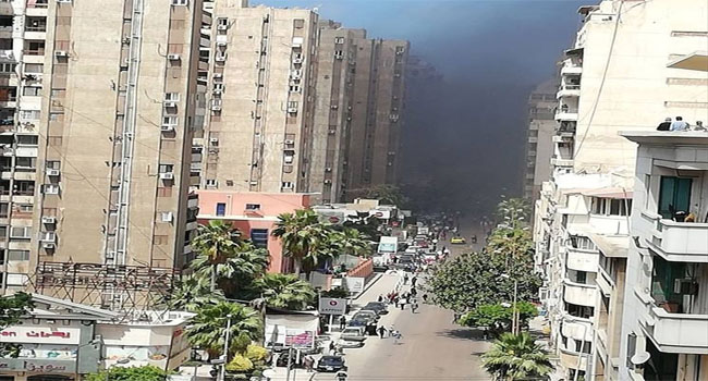 حصيلة المصابين في حادث إنفجار موكب مدير امن الإسكندرية