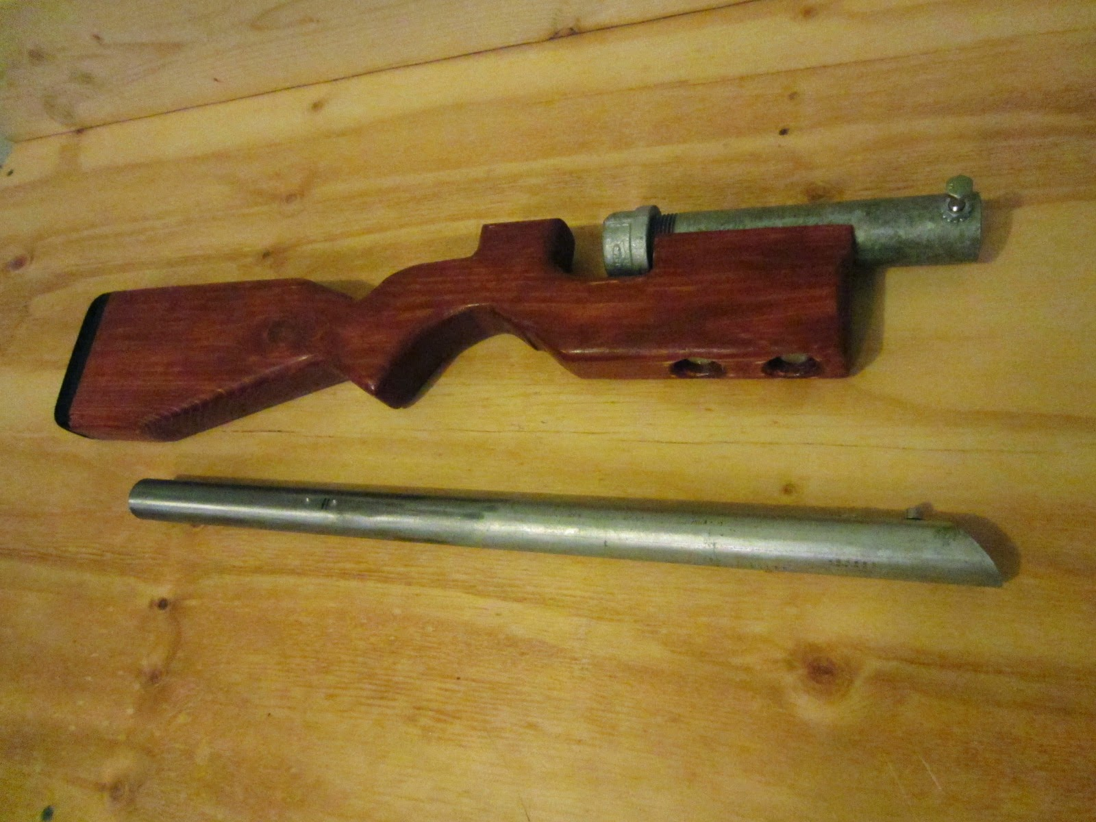From Mind To Machine Homemade 12 Gauge Pipe Shotgun