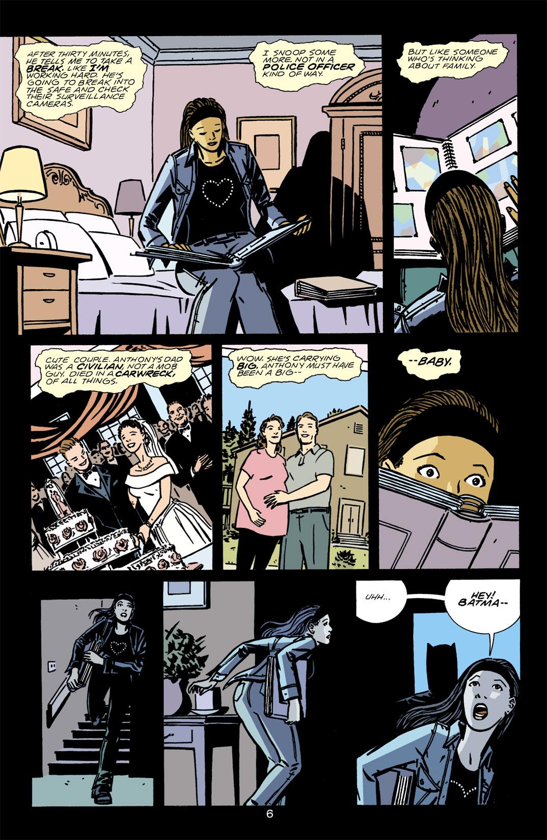 Detective Comics (1937) 770 Page 28