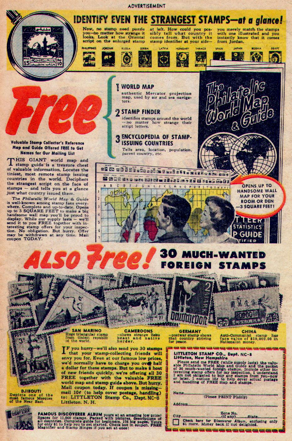 Strange Adventures (1950) issue 95 - Page 33