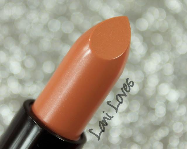 MAC MONDAY   MAC Pure Zen Lipstick swatches & Review