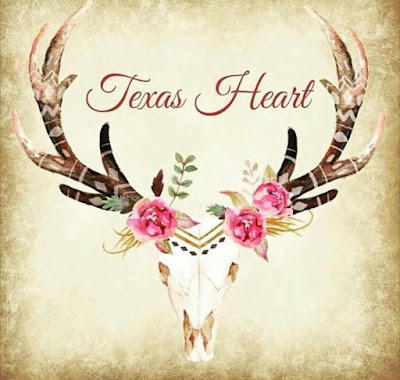 Texas Heart Jewelry
