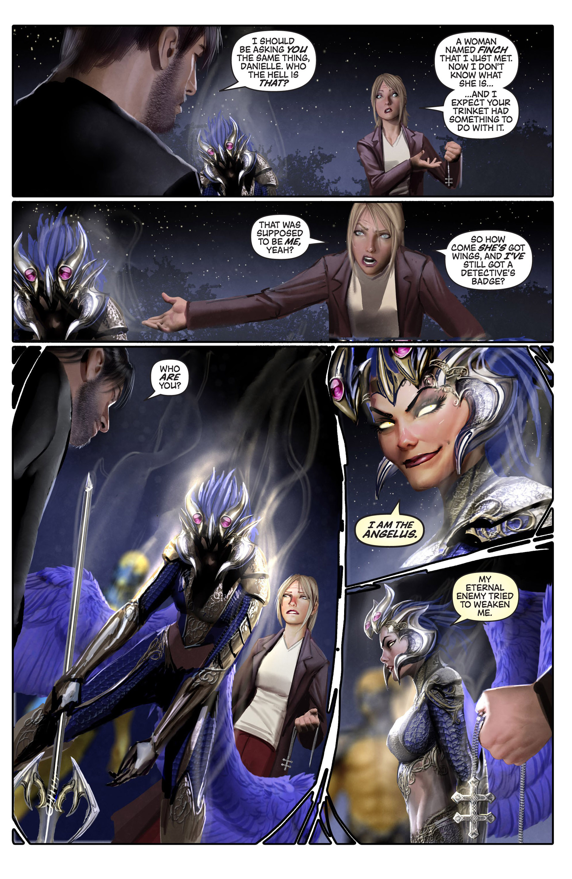 Read online Artifacts comic -  Issue #18 - 5