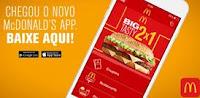 Cupom de Desconto App McDonalds