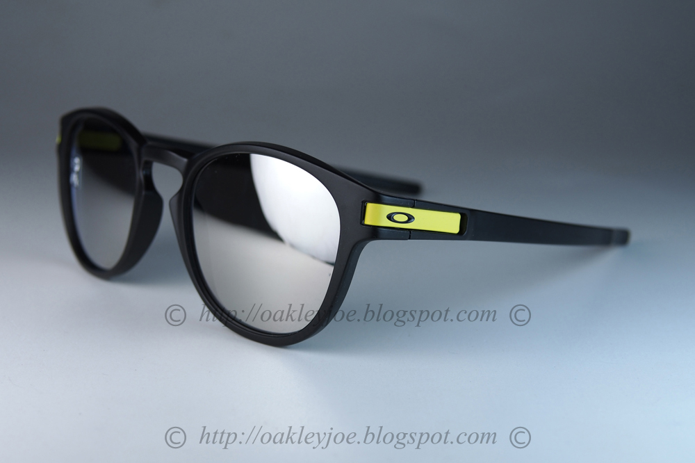 oakley latch vr46