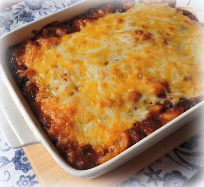 Easy Chili Mac & Cheese