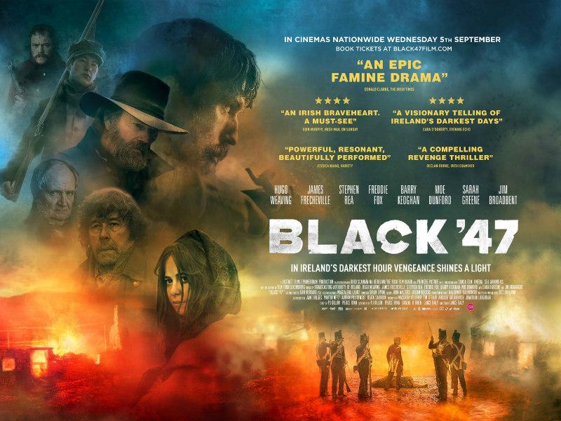 black 47 film poster
