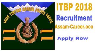 ITBP Recruitment 2018