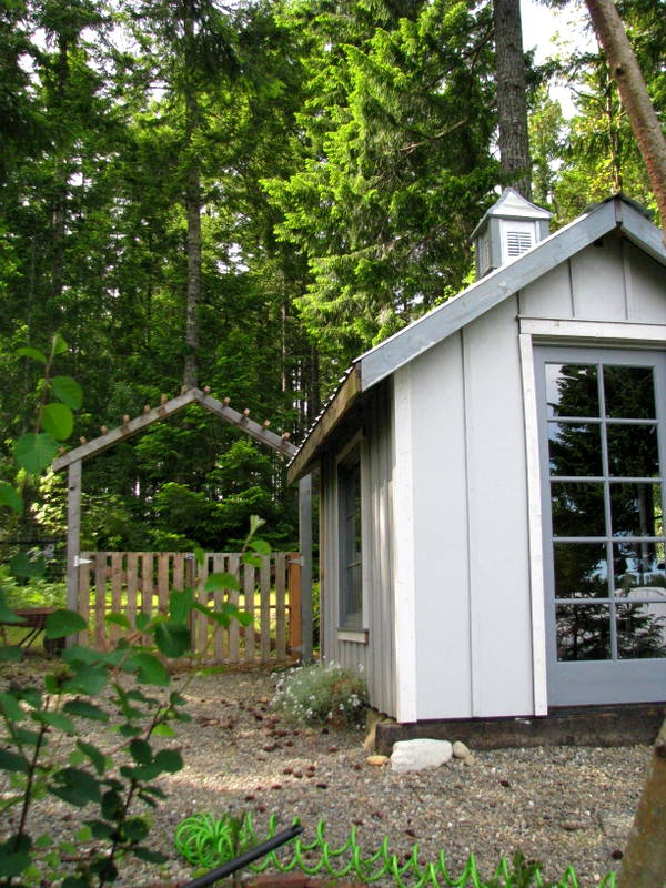Blue Roof Cabin Home Tour