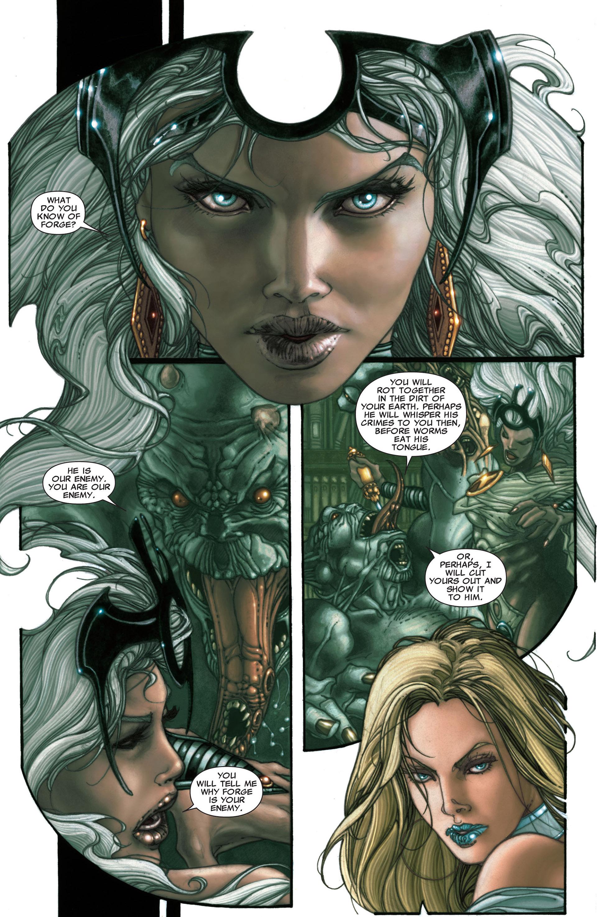 Read online Astonishing X-Men (2004) comic -  Issue #29 - 3