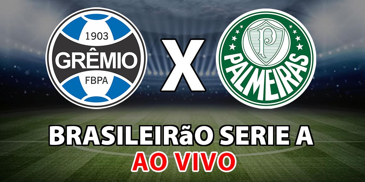 Assistir Grêmio x Palmeiras Ao Vivo Online HD