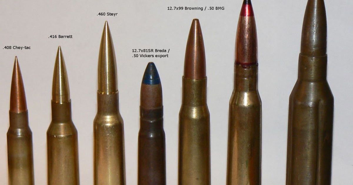 Ammo And Gun Collector Ammunition For Large Caliber