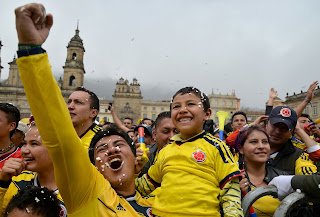 Celebración Colombia