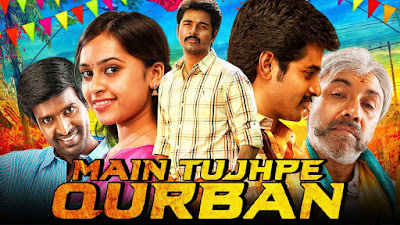 Main Tujhpe Qurban 2019 Hindi Dubbed WEBRip 480p 400Mb x264