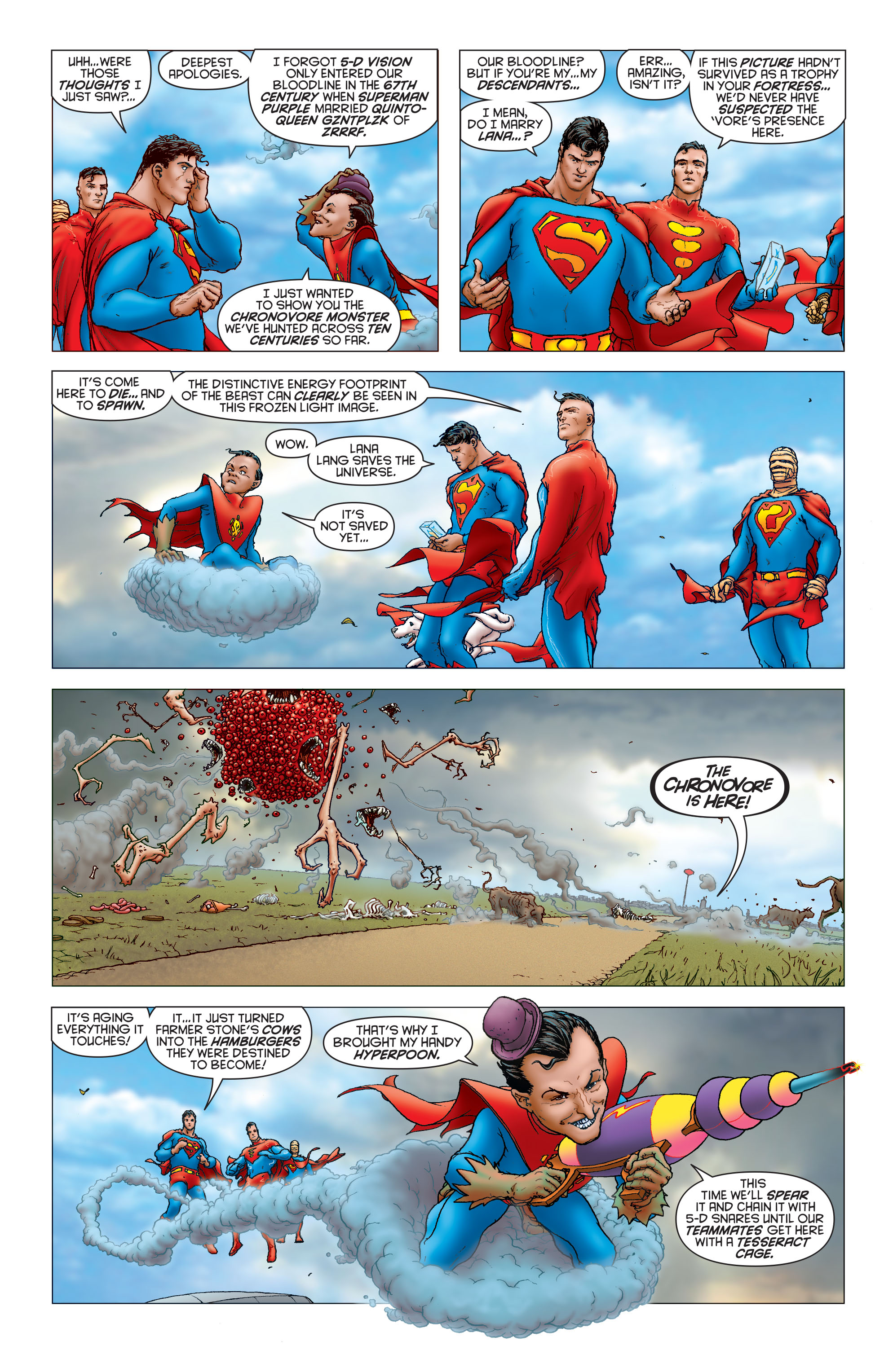Read online All Star Superman comic -  Issue #6 - 13