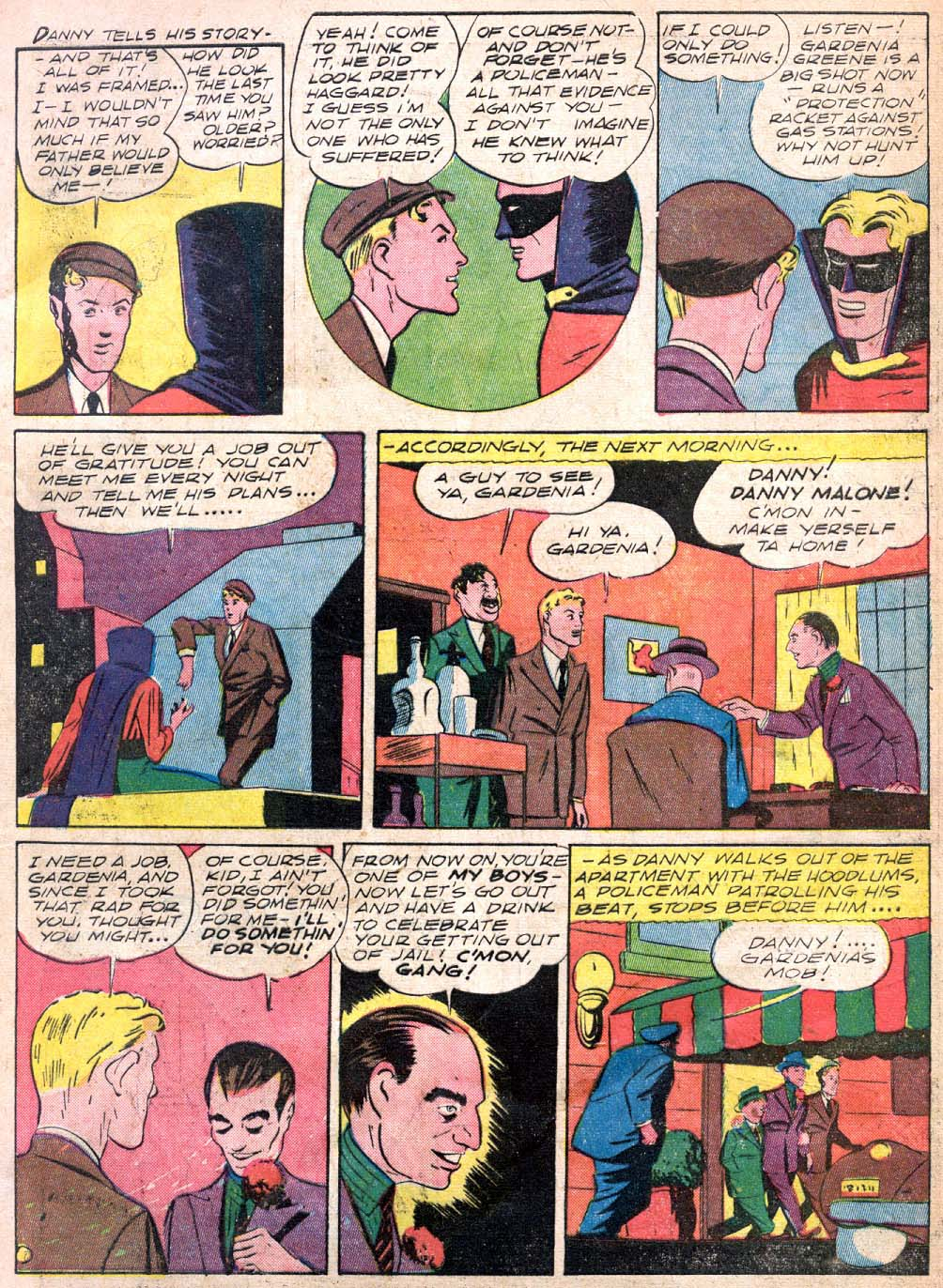 Read online All-American Comics (1939) comic -  Issue #32 - 9