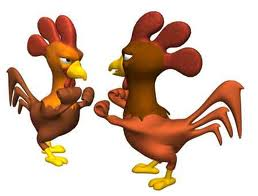 Gambar Kumpulan Animasi Gambar Bergerak Ayam Telur Berjalan Sapawarga