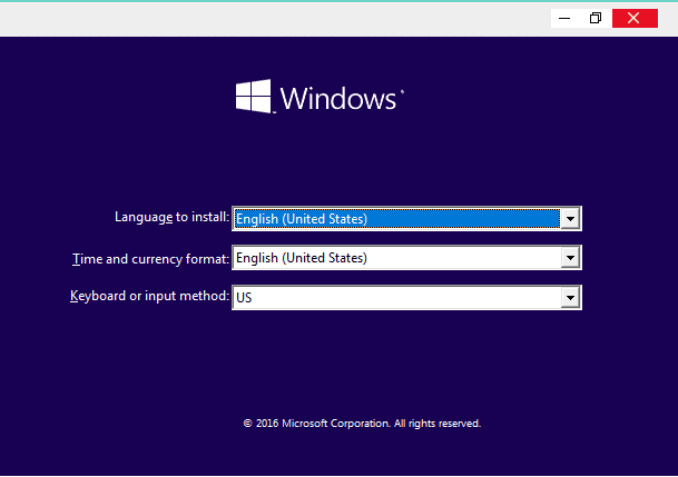 Install Ulang Windows