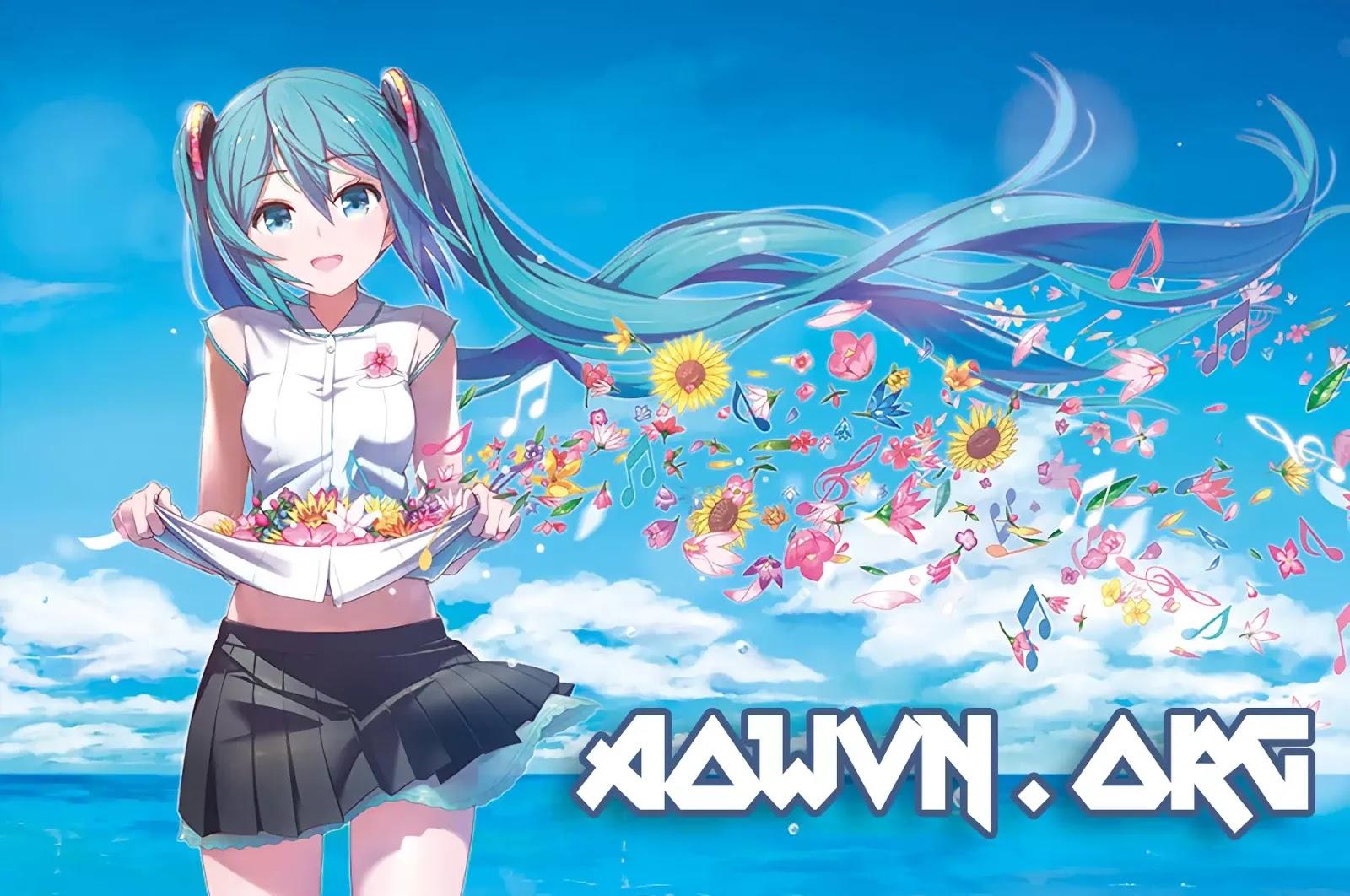 AowVN.org visual novel viet hoa%2B%25286%2529 - [ Kinetic Novel ] Mirai no Kimi to Subete no Uta ni Việt Hoá Tiếng Việt | Game PC & Android - Sống cùng với Miku ?