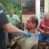 Θύμα άγριας επίθεσης ο φύλακας του πάρκου της πλατείας Δαβάκη