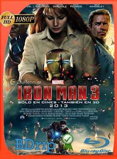 Iron Man 3 (2013) Latino HD BDRIP 1080P [GoogleDrive] SilvestreHD