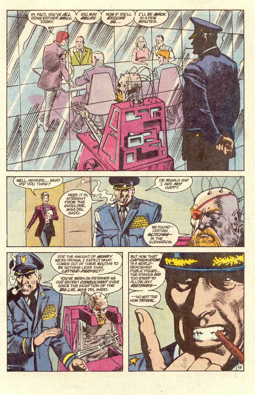 Read online Secret Origins (1986) comic -  Issue #34 - 17