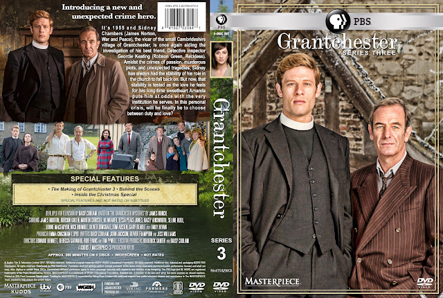Grantchester Season 3 DVD Cover