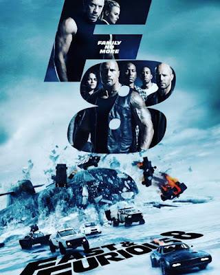 Fast & furius 8, a todo gas 8, cine, cartelera, nos vamos al cine, película, vin diesel, accion, coches, automovilismo, secuela,