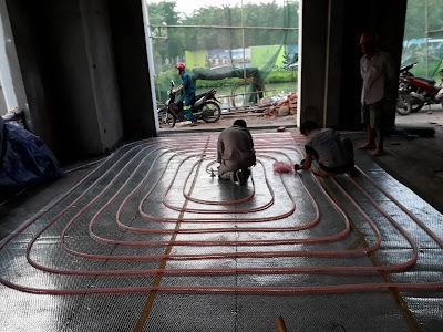 Cáp sưởi hồng ngoại Bio - Ceramic - thiết bị sưởi ấm sàn Enerpia - 220026