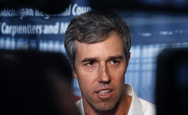 REVEALED: Reuters reporter struck deal that allowed Beto O'Rourke to keep his Cult of the Dead Cow computer hacking a secret until AFTER his bid to unseat Ted Cruz?
