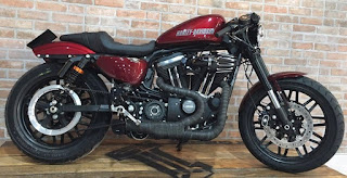 harley davidson 1200 roadster by hd roman village