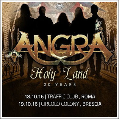 Angra - italia - 2016