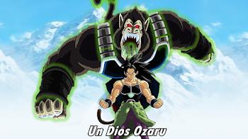 El Saiyajin Ozaru Dios, la gran revelación de la película de Dragon Ball Super