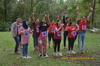 Outbound Fun Game Jogja