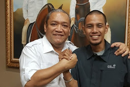 HBK : Terima Kunjungan Kehormatan Willy Kurniawan, Contoh Teladan Millennials Indonesia