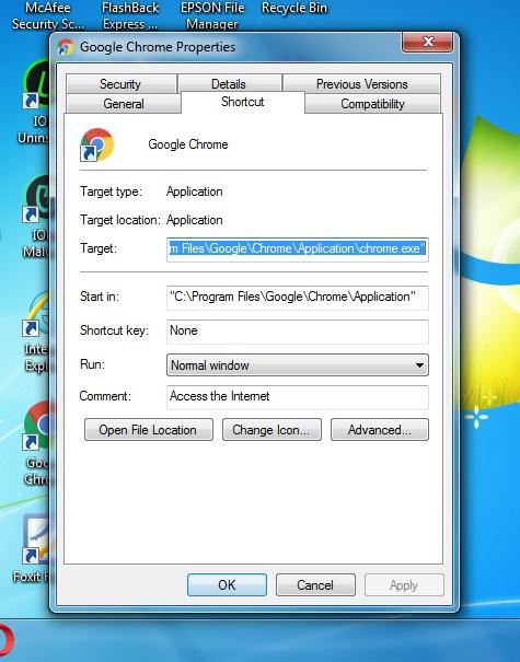 KURSUS JOGJA IMBIA: Mengatasi Google Chrome Yah / Aw Snap