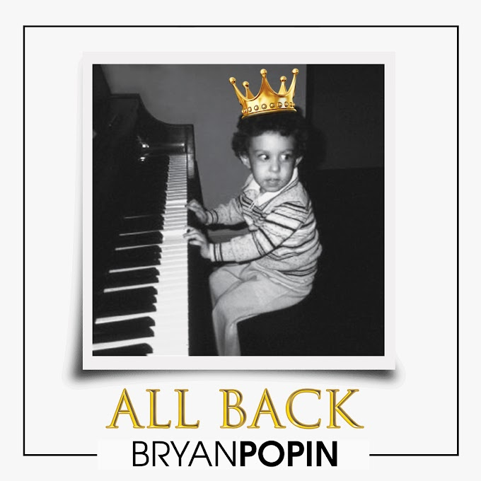 Music: ALL BLACK - Bryan Popin