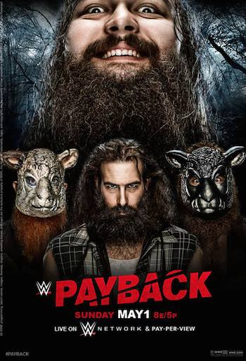 WWE Payback 2016 PPV 480p WEBRip x264 700mb